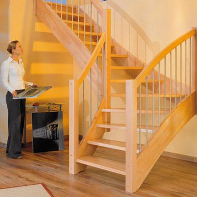 wohntreppen f r den innen und au enbereich friedrich berg leitern und ger ste. Black Bedroom Furniture Sets. Home Design Ideas